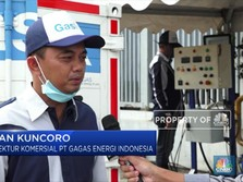 PGN Pasok Gas ke RS Darurat Corona