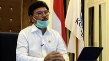 Johnny Waspadai Corona di Medsos Jangan Sampai 'Belah' Bangsa