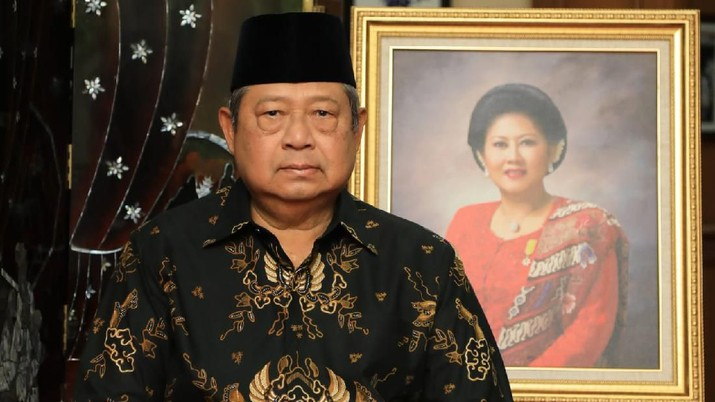 Susilo Bambang Yudhoyono (Dok. Demokrat)