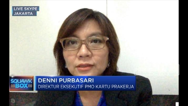 Akibat Corona, Pelaksanaan  Program Kartu Pra Kerja Dilakukan Online  (CNBC Indonesia TV)