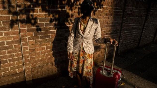 Ahli kesehatan khawatir ada temuan kasus virus lain di luar corona di seluruh Afrika yang tidak terdeteksi lantaran minimnya sistem kesehatan.(Emmanuel Croset / AFP)