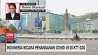 VIDEO: Indonesia Bicara Penanganan Covid-19 di KTT G20