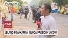 VIDEO: Situasi Jelang Pemakaman Ibunda Presiden Jokowi