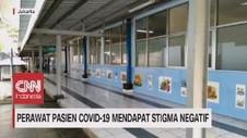 VIDEO: Perawat Pasien Covid-19 Mendapat Stigma Negatif