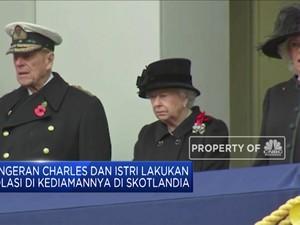 Pangeran Charles Positif Corona
