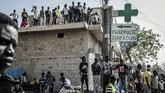 Hingga saat ini setidaknya 30 dari 54 negara Afrika mengonfirmasi temuan kasus virus corona.(JOHN WESSELS / AFP)