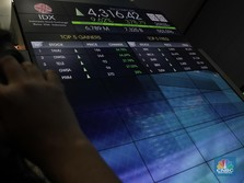 IHSG Melesat Lagi, Intip Dulu 7 Kabar Pasar Modal