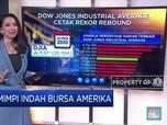 Mimpi Indah Bursa Amerika Serikat