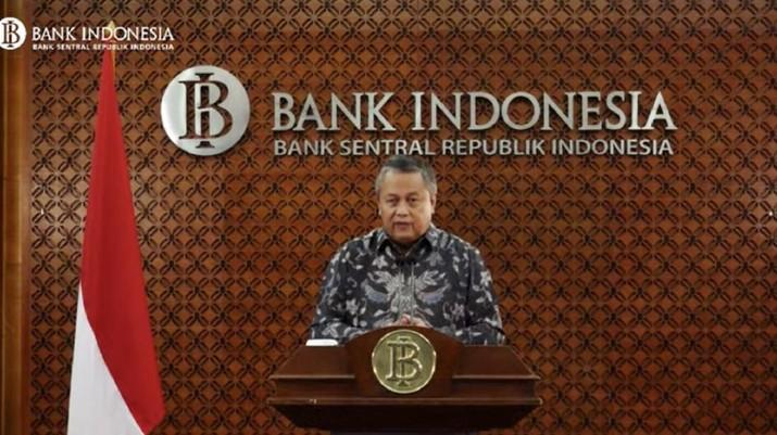 Gubernur Bank Indonesia (BI) Perry Warjiyo mengungkapkan nilai tukar rupiah terhadap dolar AS sudah membaik.