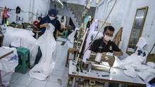 Kemenperin Minta Pengusaha Tekstil Ikut Produksi APD
