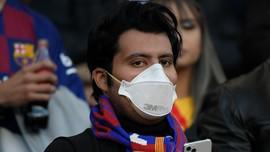 Wakil Presiden Barcelona Positif Terpapar Virus Corona