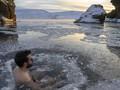 Blue Lagoon Ramai Turis, Silakan Coba Mandi Es di Islandia