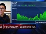 Optimisme Pasar Meningkat, IHSG Menguat Lebih dari 10%