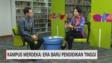 VIDEO: Kampus Merdeka ala Menteri Nadiem (3\5)