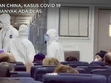 Tembus 82 Ribu Kasus, AS Kini Episentrum Baru COVID-19