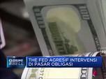 Cetak Rekor! Neraca The Fed Tembus USD 5 Triliun