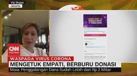 VIDEO: Pesohor Galang Donasi Bagi Petugas Medis