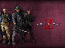 Perhatian! Epic Games Store Gratiskan Game Online World War Z