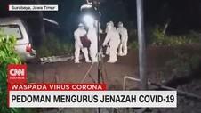VIDEO: Pedoman Mengurus Jenazah Covid-19