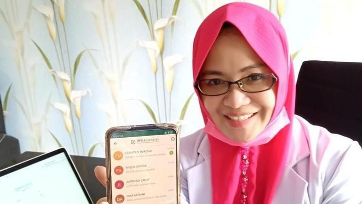 Social Distancing, Mobile JKN Jadi Solusi Fasilitas Kesehatan