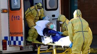 Virus Corona Dongkrak Angka Pengangguran di AS