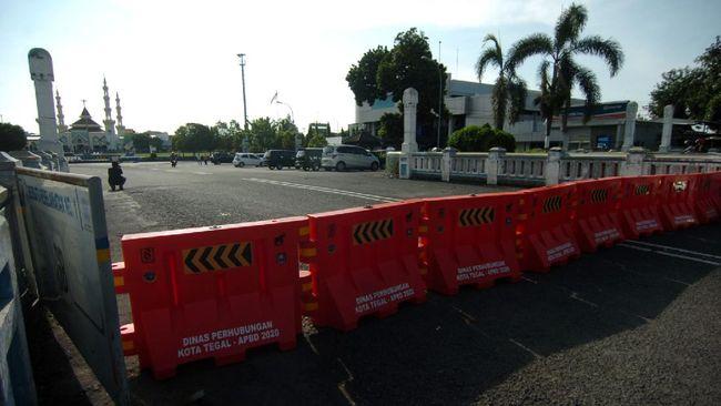 Kapolri Jamin Tak Ada Penutupan Jalan di Masa Corona
