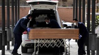Kematian Akibat Corona di AS Capai 4.054 Orang, Salip China