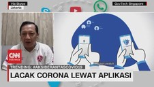 VIDEO: Lacak Corona Lewat Aplikasi