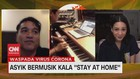 VIDEO: 'Jamming Session' Online Ala Indra Lesmana