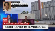 VIDEO: Positif Covid-19 Tembus 1.046
