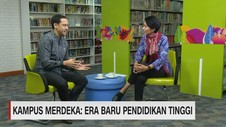 VIDEO: Kampus Merdeka ala Menteri Nadiem (5\5)