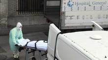 865 Orang Meninggal dalam Sehari di AS akibat Virus Corona
