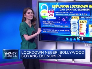 Lockdown Negeri Bollywood Goyang Ekonomi