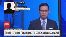 VIDEO: Surat Terbuka Pasien Positif Corona Untuk Jokowi