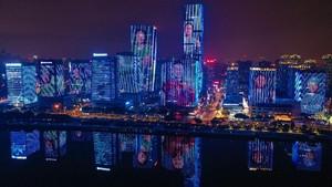 FOTO: Para Pahlawan Medis China Usai Melawan Corona di Wuhan