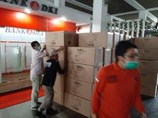 Mantap! 15.000 APD Tambahan Dibagikan untuk RS di Jakarta