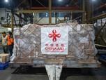 Lawan Corona! Bantuan Peralatan Medis China Tiba di Indonesia
