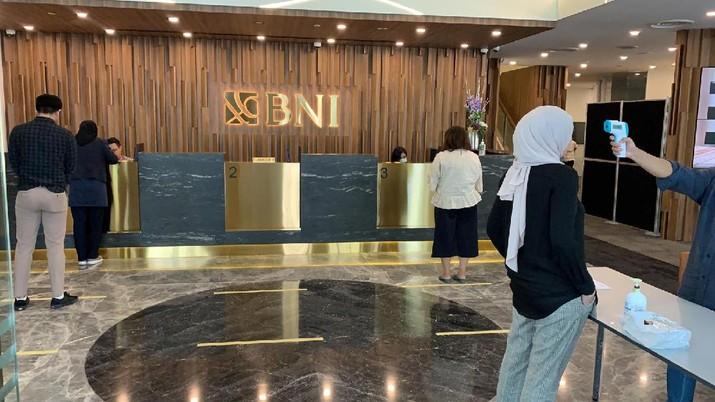Perkuat Physical Distancing,  Pekerja Indonesia di Singapura Manfaatkan BNI MoRe (dok: BNI)