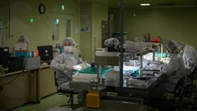 Laboratorium AS Bikin Alat Tes Covid-19, 5 Menit Selesai