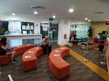 Physical Distancing, TKI di Singapura Manfaatkan BNI MoRe