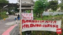Sejumlah Dusun di Sleman Blokir Akses Masuk Selama Lebaran