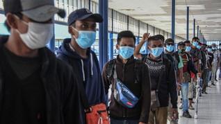 Siasat 'Hepi' TKI saat Jiran Lockdown: Singkong & Tikus Bakar