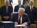 Trump Setuju Obat Uji Coba Diberikan Pada Pasien Corona