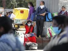 Kacau! Lockdown India Picu Panic Buying & Kesenjangan Sosial