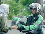 Terus Mengaspal, Grab Bike Ini Bukan Nekat Tapi Butuh Uang