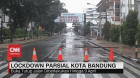 VIDEO: Ridwan Kamil Sebut Bandung Akan Lockdown