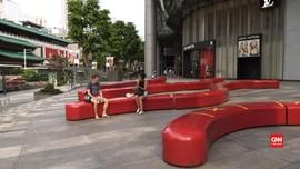 VIDEO: Tak Jaga Jarak, Warga Singapura Bisa Dipenjara