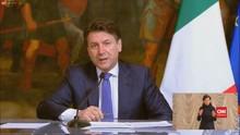 VIDEO: Italia Beri Voucher untuk Warga Terdampak 'Lockdown'