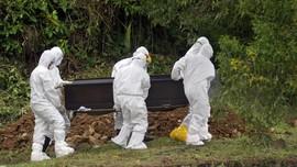 TPU Cikadut Terima Pemakaman Jenazah Corona yang Ditolak