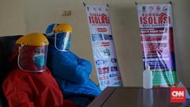 Menengok Dua Rumah Isolasi Dadakan untuk Covid-19 di Semarang